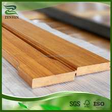 28x160mm Thick Carbonized Bamboo Horse Stable