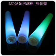 Costumed Led Foam Flashing Light Stick Baton