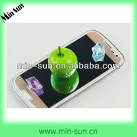 Mobile phone decoration sticker for iphone 4g