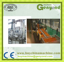 complete tomato paste Concentration paste processing equipment/machine