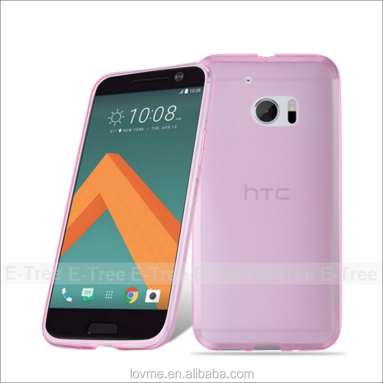TPU <strong>Phone</strong> Case Ultra Slim Back Cover For HTC One <strong>M10</strong>