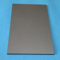 ISO certificate indoor composite exterior wall panels, composite panel singapore, composite plastic sheets