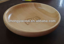 cheap serving wooden bowls for sale&wooden salad bowls with Lays Logo
