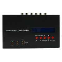 High quality HDMI video capture card 1080p capture card with one Click for Camera Gamepla-EU