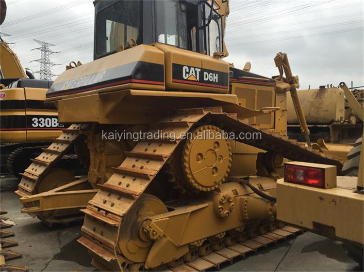 D6H Used Bulldozer Tracks For Sale ,Cheap Price Used Bulldozer