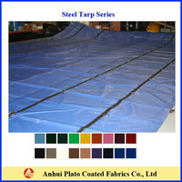 1000d pvc tarpaulin for truck covers/ tents/inflatables/sports mats etc