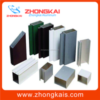 High Quality Industrial Aluminum Extrusion Profile for Curtain Wall