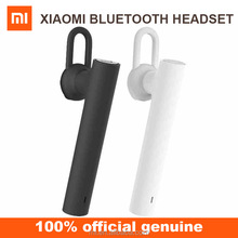 High quality cheap price blue led light stereo bluetooth headset, Xiaomi Mi brand Wireless Bluetooth Earphone
