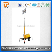 High quality 4.2kw diesel light tower generator