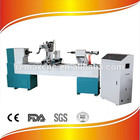 Remax-1516 CNC Wood Copying Lathe, Mini Wood Lathe Machine
