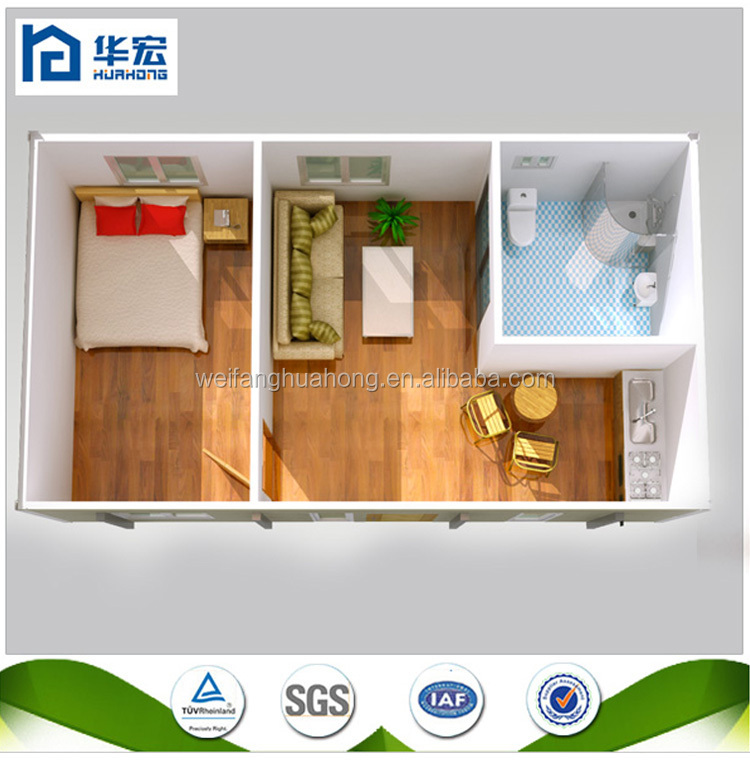 Hot Sale Eco Friendly Cheapest Prefab House Kits View