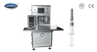 High Speed Gel Filling Machine for Disposable Pre-filled Syringe