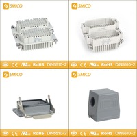 SMICO China Top Ten Selling Products HDD-144 Electric Wire Power 10 Amp Connector