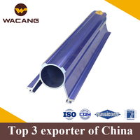 China aluminium alloy 6061 industrial frame profile