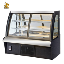 Supermarket or shop used refrigerated display show case