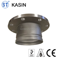 Industrial SCH40 Grooved Flange