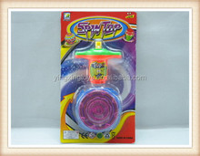 promotional plastic wind up toy cheap spinning top