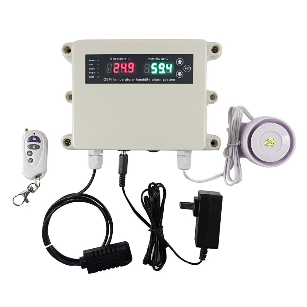 Climate Monitoring System : List manufacturers of gsm temperature monitoring buy