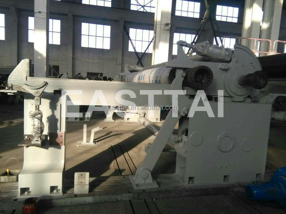 safe and reliable pope reel for paper machine