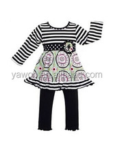 Name Brand Hot Cotton Casual Children Clothes Set High End Fashion Wholesale Clothing