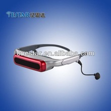 920k Pixels Video Eyewear/Monitor for true 3D stereoscopy video entertainment