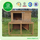 Cheap rabbit cage with big run
