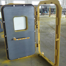 Marine equipment boat supplies weathertight aluminum door for sale