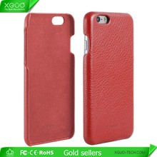 china supplier leather case for iphone6 two mobile phones leather case