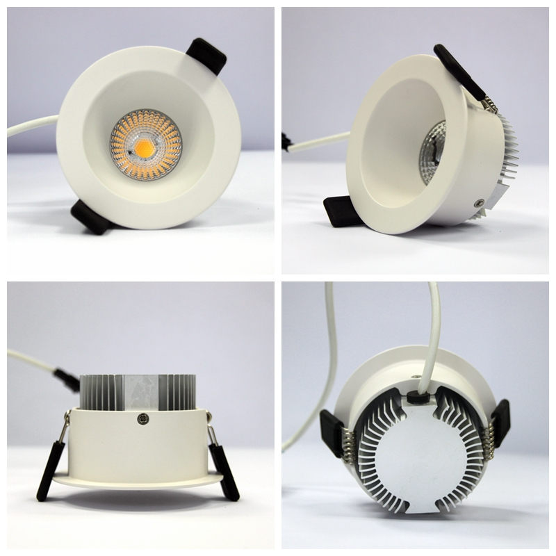 new high quality low power led downlight 8w cob led
