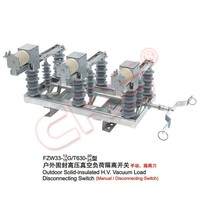 Best Band In China Alibaba Vacuum High Voltage Sf6 Load Break Switch