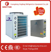12kw Split EVI heat pump,air source