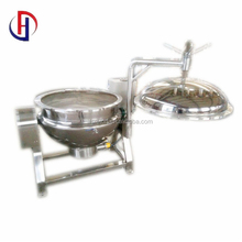 Commercial Electric Cooking Pot Pressure Jacketed Cooker