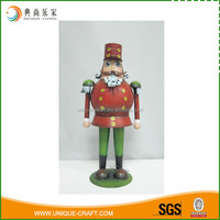 Christmas Decoration Supplies Type metal nutcracker