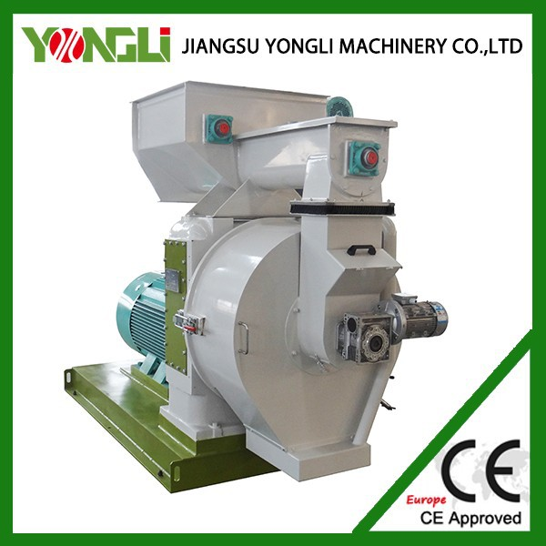 Easy operation manufacturer Alfalfa Cubes Pellet Press Machine