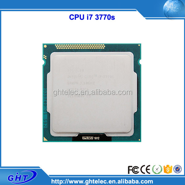 Factory for sale I7 3770s lga1155 socket scrap cpu processor