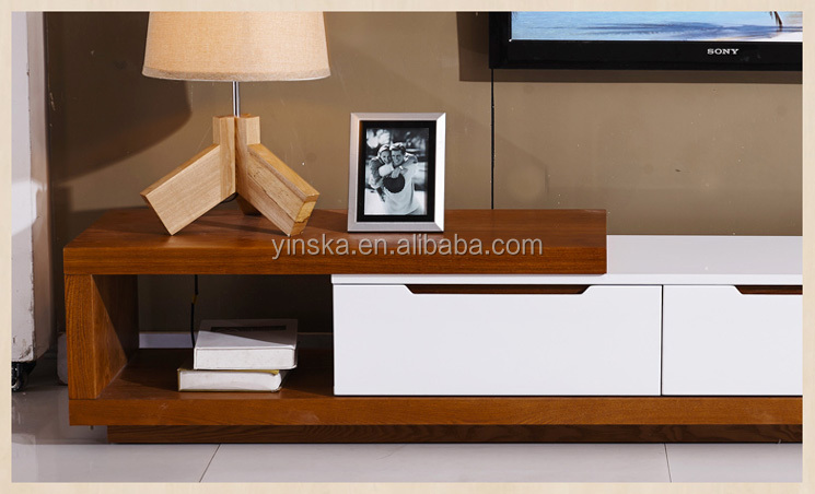 Wood lcd tv table design high gloss tv cabinet buy wood for Table tv design