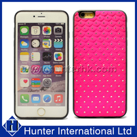 Best UK Bling Diamond Hard PC Case For iPhone 6