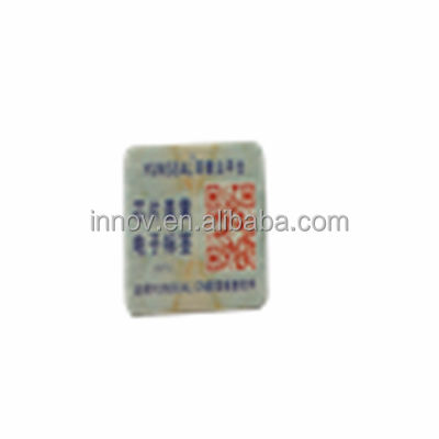 micro one time RFID Electronic seal Tag