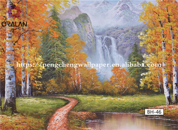 Wallpaper suppliers china 3d mural wallpaper