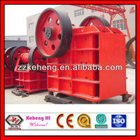China pioneer low cost jaw crusher