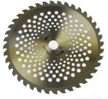 Brush Cutter round blade 40T for cutting grass cutter blade