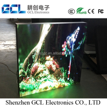 hot design p4 hd video xxx image / indoor led video display led screen