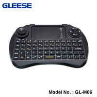 2016 Mini i8 2.4G Wireless Keyboard with Touchpad for PC Pad Google Android TV Box