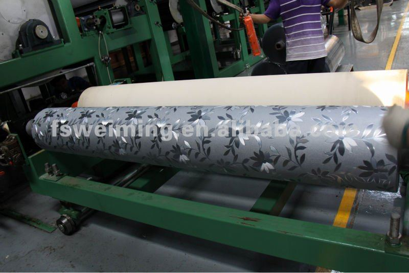 Embossed PVC Film for tablecover