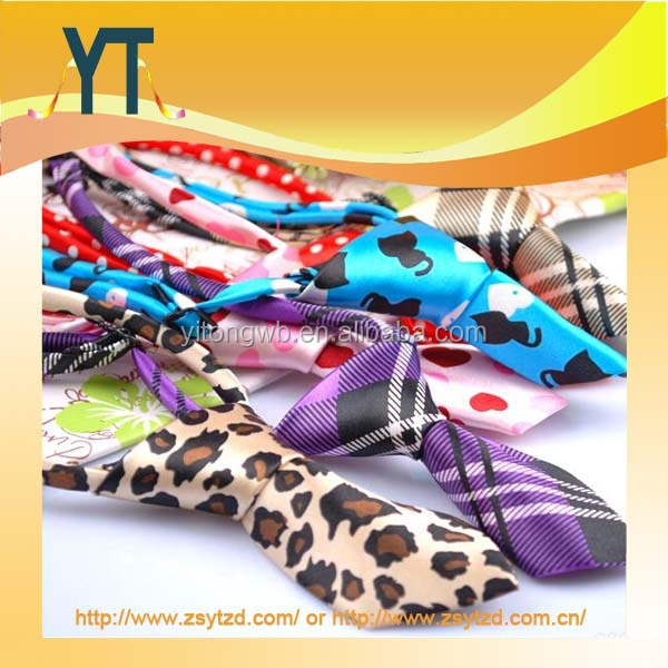New design pet collar,adjustable pet tie,bow tie dog collar