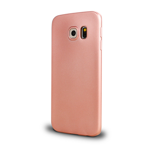 In Stock Soft Flexible Matte TPU Phone Case for Samsung Galaxy S6 Edge,For Samsung Galaxy S6 Edge Case