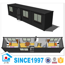 Steel Structure Building 2 Bedroom Fashion House With One-Stop Service