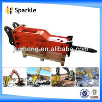 Dynatec hydraulic breaker, fit 4-7ton excavators