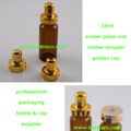 10ml amber vial glass bottle for oral liquid packaging