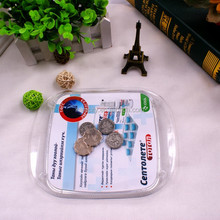 Acrylic Coin Trays , plastic serving trays , with insert paper trays